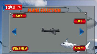 Airplane Flying Simulator screenshot 1