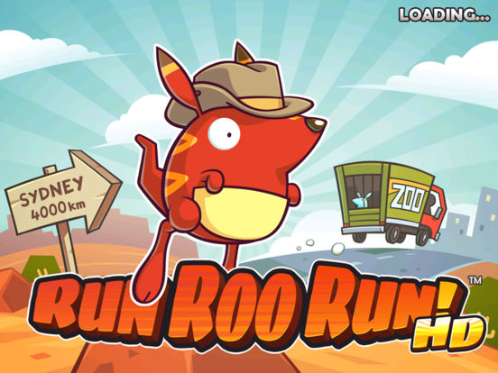 Run Roo Run Screenshots
