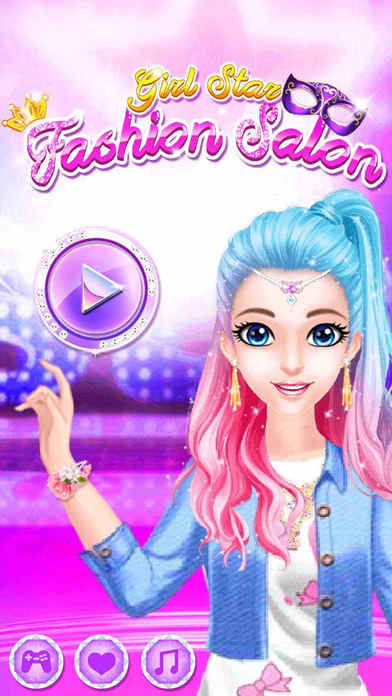 Fashion Salon - Star Girl screenshot 1