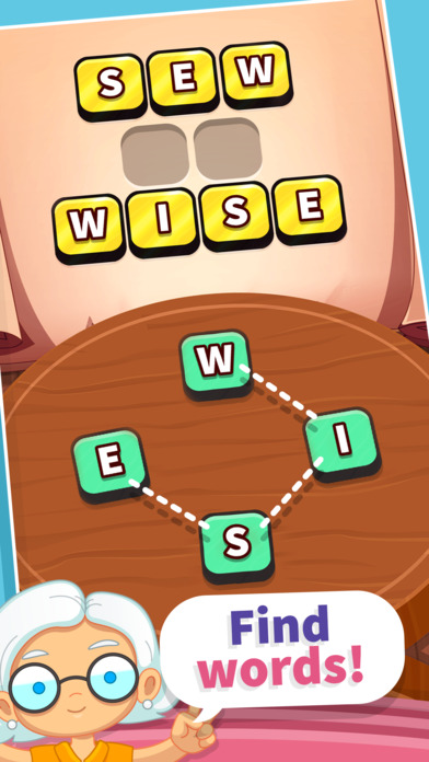 WordWhizzle Connect screenshot 2