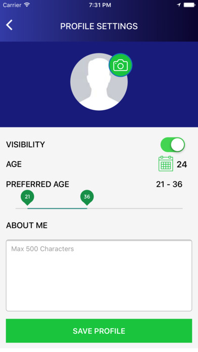 Meet People Around You App