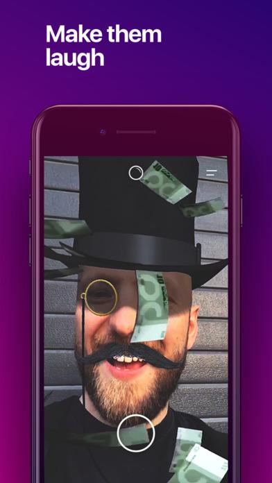 B50 — Face Changer Camera screenshot 4