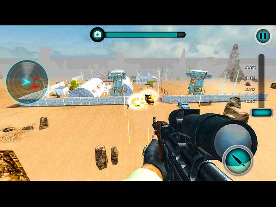 Stealth Sniper Strike screenshot 8