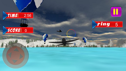 Airplane Flying Simulator screenshot 2