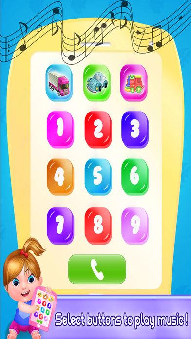 Baby Toys Phone Toddler Fun screenshot 2