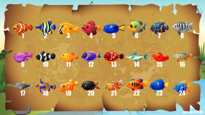 Fishing game for toddlers screenshot 3