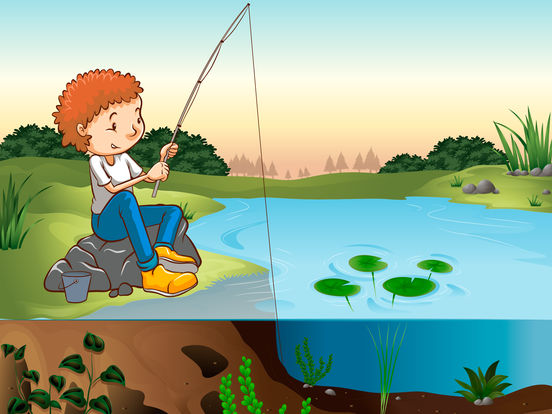 Fishing game for toddlers screenshot 7