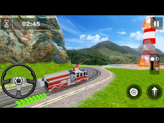 Fire Fighter Rescue Operation screenshot 9