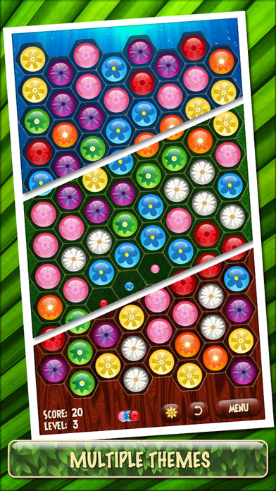 Flower Board - A relaxing puzzle game Screenshots