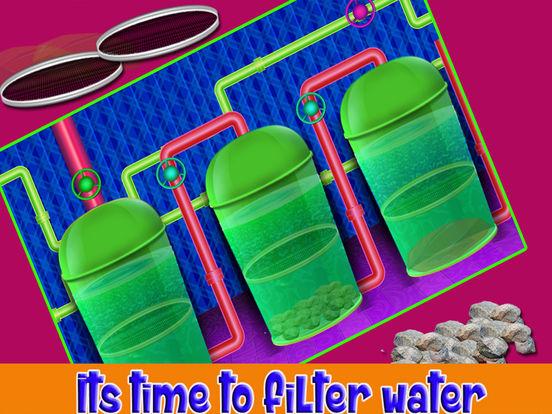 Mineral Water Bottle Factory screenshot 7