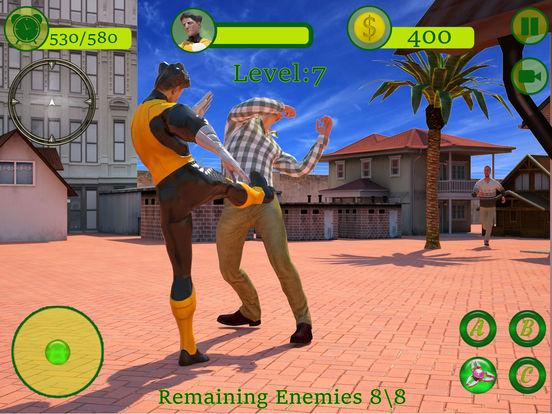 Fidget Spinner Superhero Street Battle screenshot 7