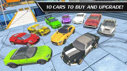 Car Drift Duels: Roof Racing screenshot 5