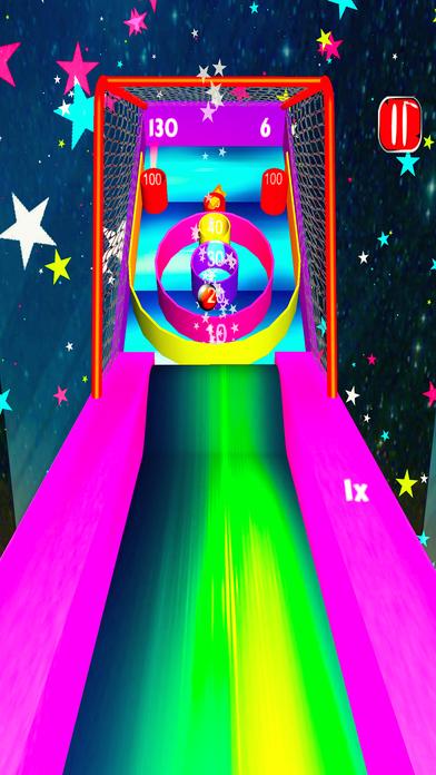 3D Roller Skee Ball 2017 screenshot 4