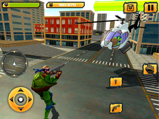 Incredible Monster Prison: Superhero Escape screenshot 7