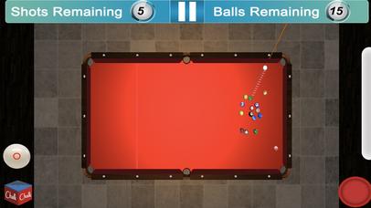 Pool 8 Ball Snooker screenshot 2