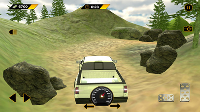 Offroad Extreme Hill Climb-Monster Truck Simulator screenshot 4