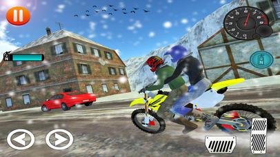 Extreme Offroad Bike Rider Stunts screenshot 3