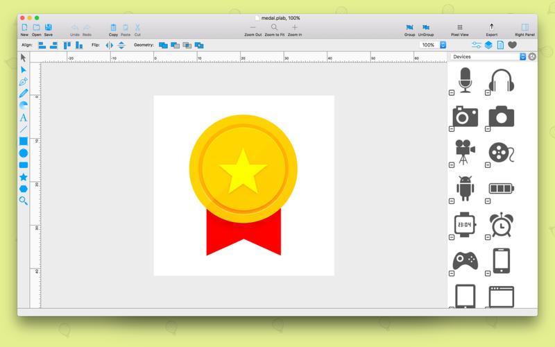 PrintLab Studio for Mac 3.0.1 破解版 - 优秀的矢量绘图工具