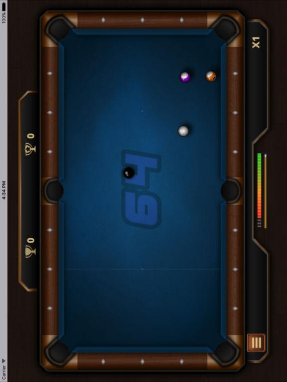 迷人的台球桌 screenshot 5