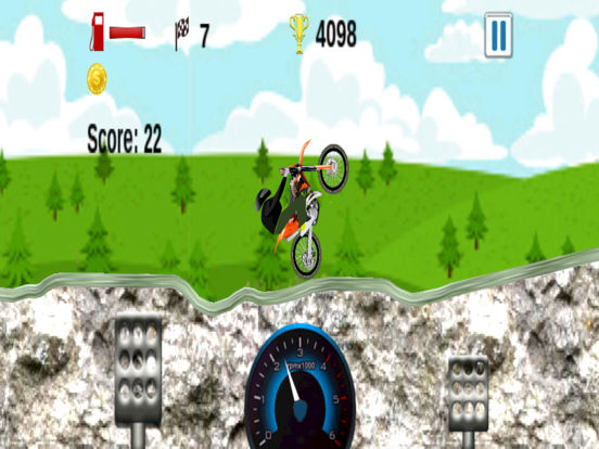 Up Hill Racing: Car Climbing screenshot 5