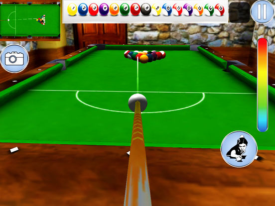snooker pool Billiard game screenshot 8