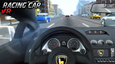 Racing Car VR screenshot 1