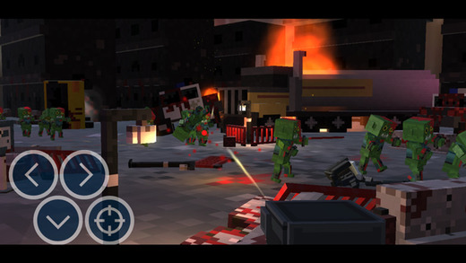 Police War Zombies: Intense Fighting Screenshots