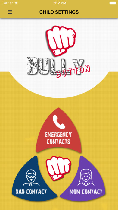 Bully Button for Parents and Kids screenshot 4
