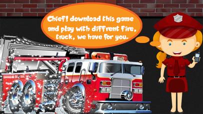 My Town Fire Rescue screenshot 1