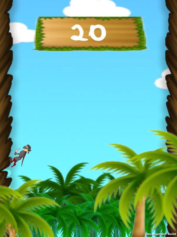 jungleRun-nija screenshot 3