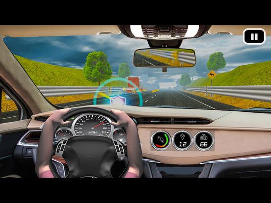 Highway Escape Rush screenshot 7