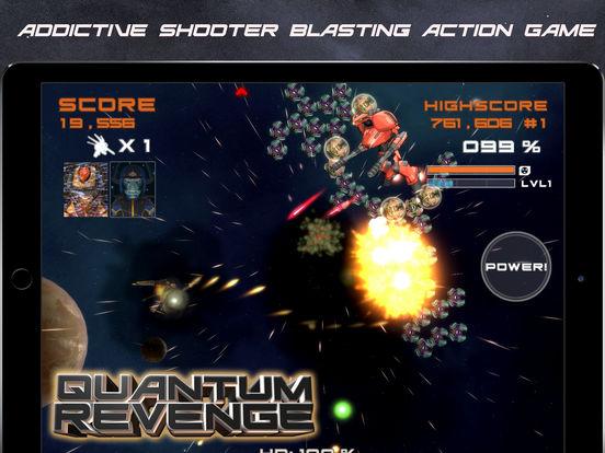 Quantum Revenge Lite screenshot 9