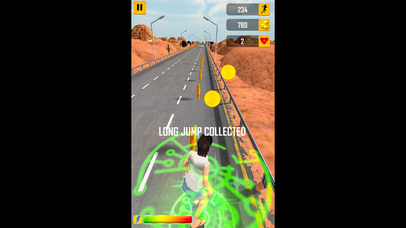 Traffic Skate Adventure screenshot 3