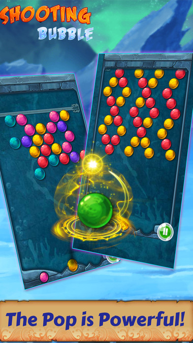 Shooting Bubble 2017:Classic Pop Shooter screenshot 3