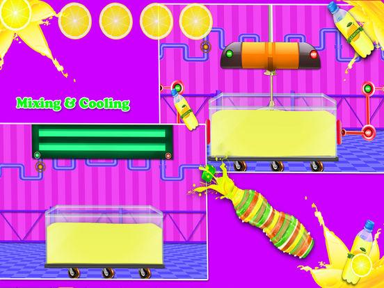 Lemon Juice Factory Chef screenshot 9