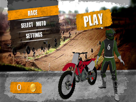 MX Speed Moto Racing screenshot 5