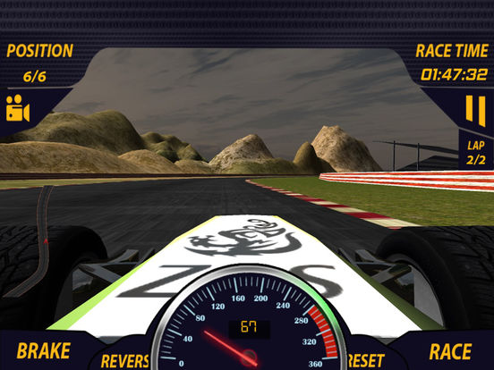 экстремальный автомобиль гоночный Диск: 3d Скриншоты5