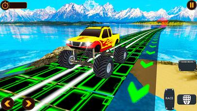 Top Monster Truck: Offroad Challenge Race screenshot 2