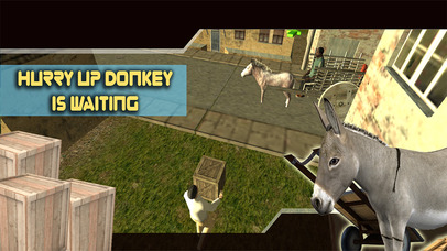 Donkey Cart Driver screenshot 1