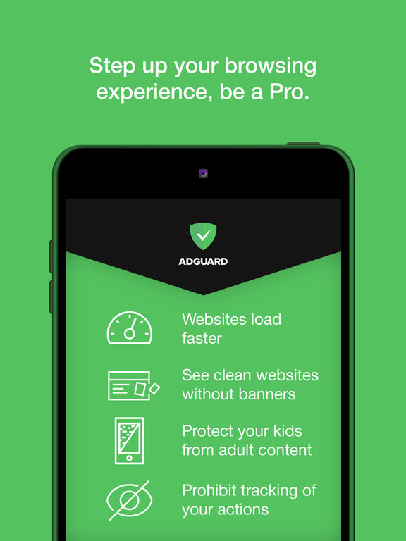 AdGuard Pro - adblock and privacy protection Screenshots