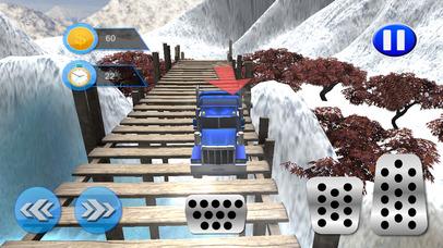 Off-Road Euro Truck Drive 3d screenshot 4