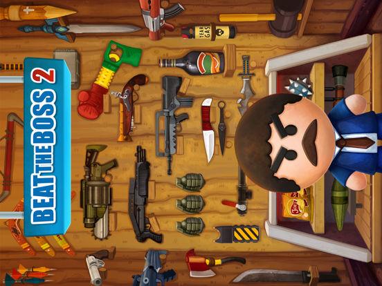 Beat the Boss 2 Скриншоты11
