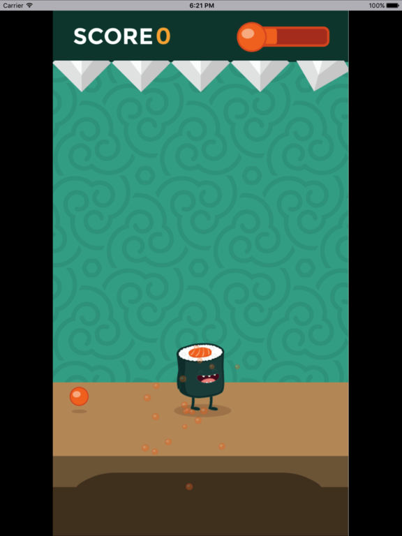 贪吃小寿司 screenshot 8