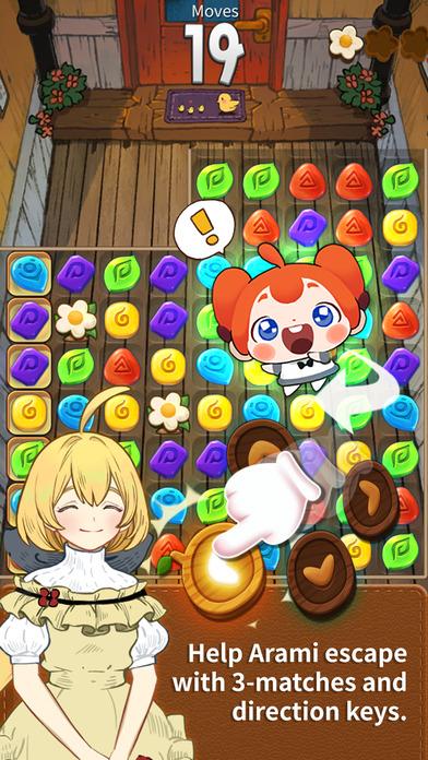 Arami Puzzventure screenshot 3