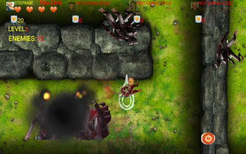 Adventure Game GeoComunicacion screenshot 4