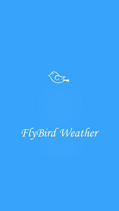 FlyBird Weather-Search The Weather Info Screenshots
