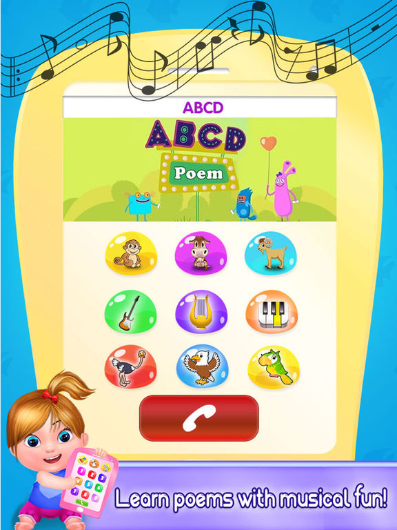 Baby Toys Phone Toddler Fun screenshot 8
