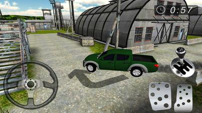 Army Base Camp Parking screenshot 4