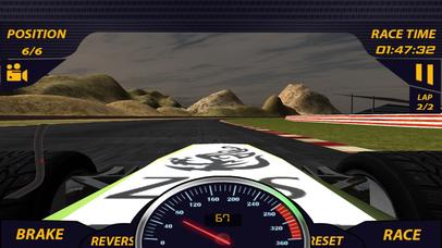 экстремальный автомобиль гоночный Диск: 3d Скриншоты3