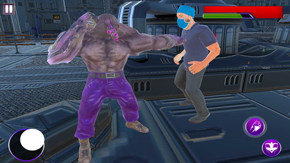 Monster Superhero's Fight for Survival screenshot 1